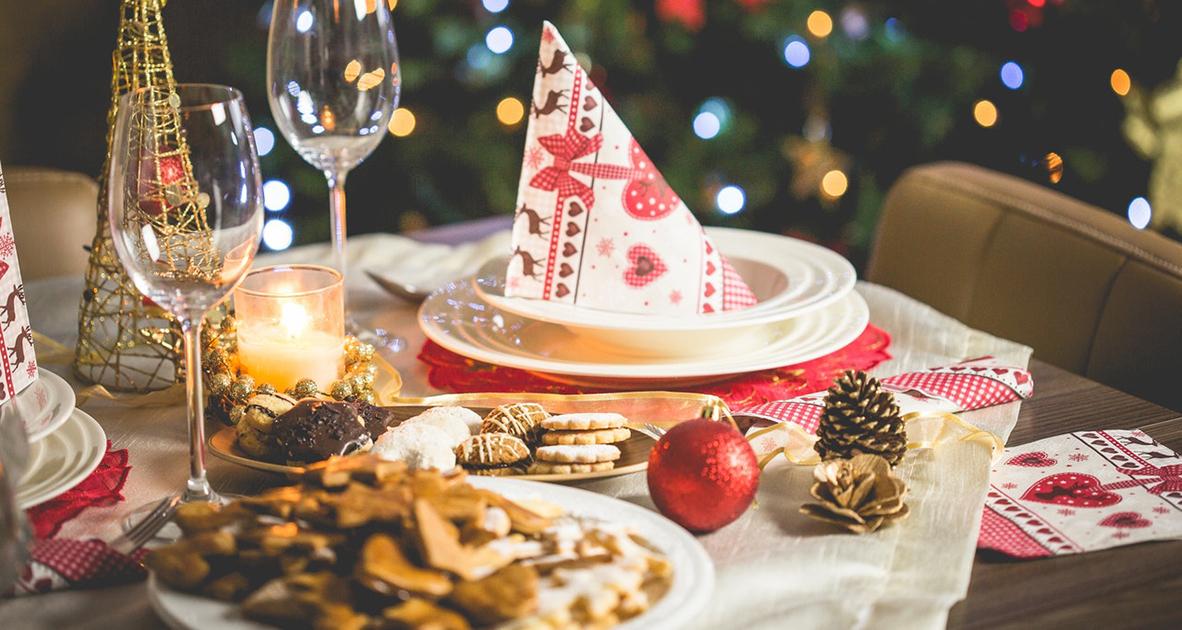 Crăciunul, Mâncarea și Acupunctura